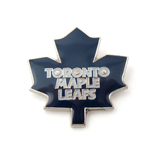Load image into Gallery viewer, Maple Leafs Logo Lapel Pin