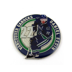 Vancouver Canucks Daniel Sedin Photo Pin