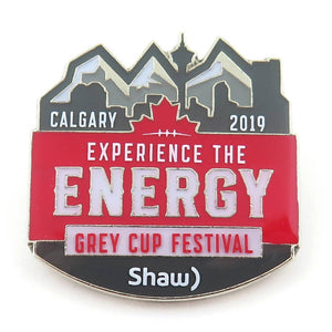 107TH Grey Cup Festival Collector Pin