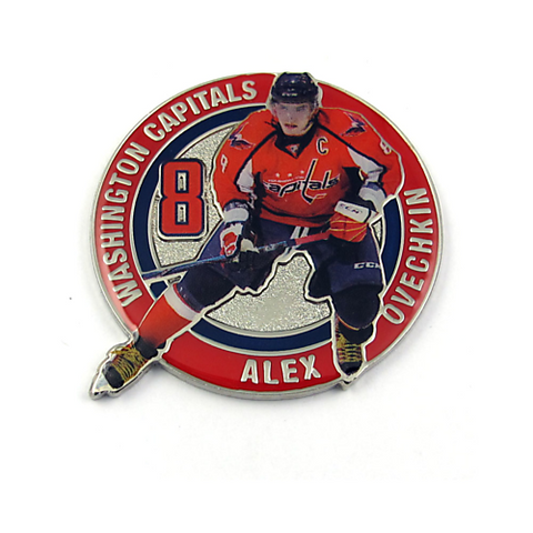 Washington Capitals Alex Ovechkin Photo Pin