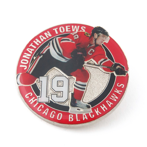 Chicago Blackhawks Jonathan Toews Photo Pin
