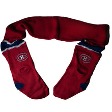 Load image into Gallery viewer, Montreal Canadiens Scarf