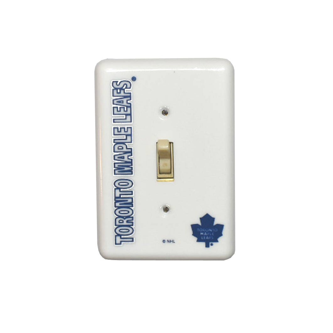 Toronto Maple Leafs Switch Plate Cover