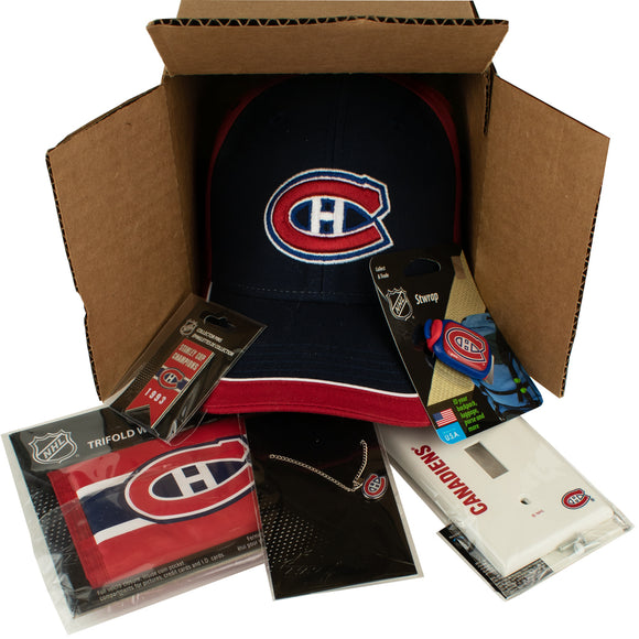 Montreal Canadiens True Fan Box