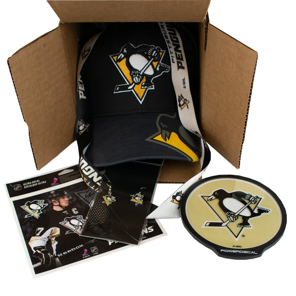 Pittsburgh Penguins True Fan Box
