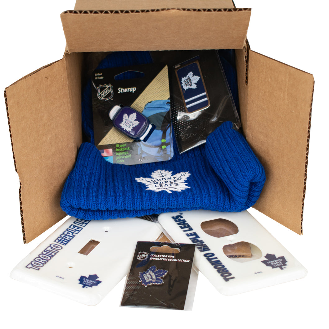 Toronto Maple Leafs True Fan Box