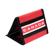Load image into Gallery viewer, Team Canada Tri-Fold Wallet