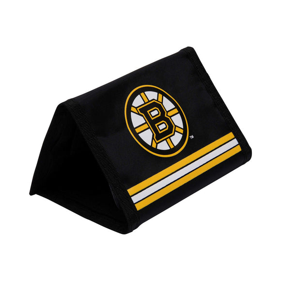 Boston Bruins Tri-Fold Wallet
