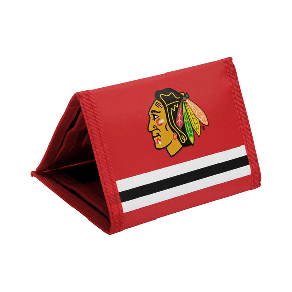 Chicago Blackhawks Tri-Fold Wallet