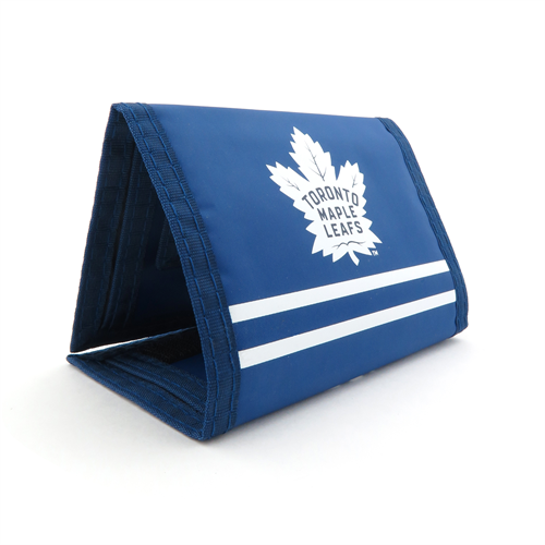 Toronto Maple Leafs Tri-Fold Wallet Design#2
