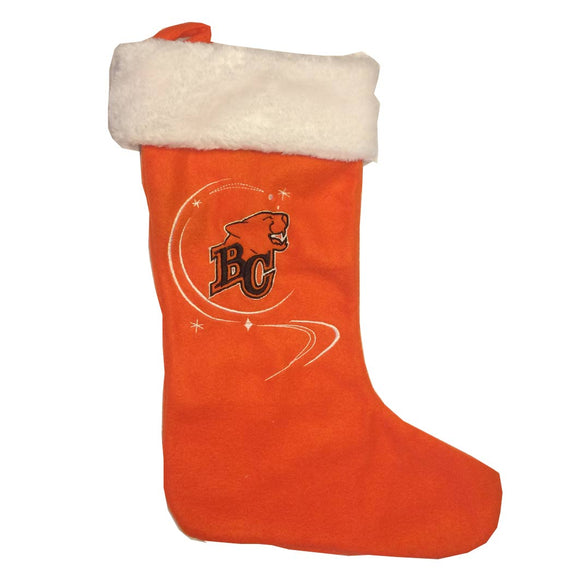 BC Lions Christmas Stocking