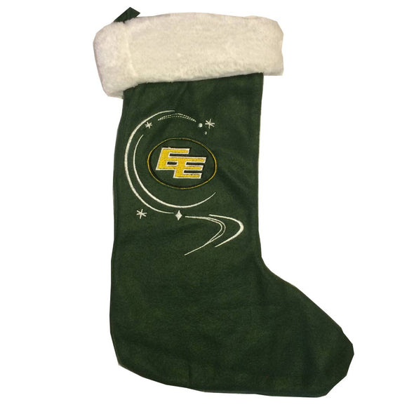 Edmonton Eskimos Christmas Stocking