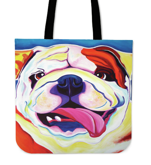 Pit Bull Tote Bags Giveaway