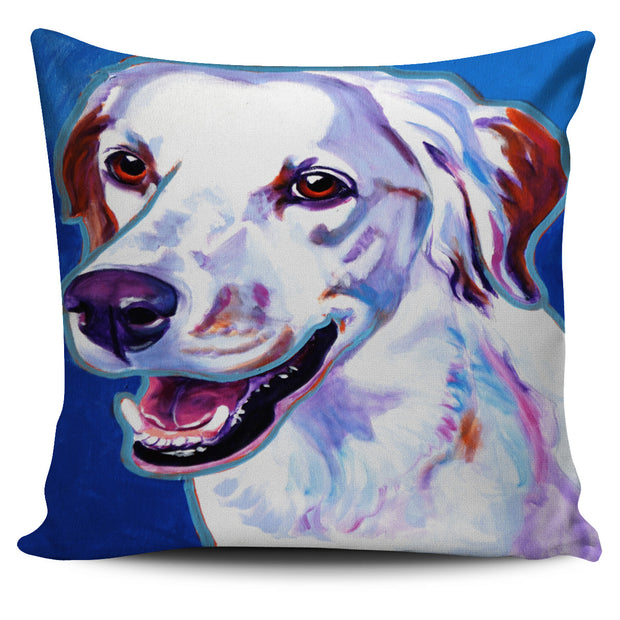 Lab Retriever Pillow Cover