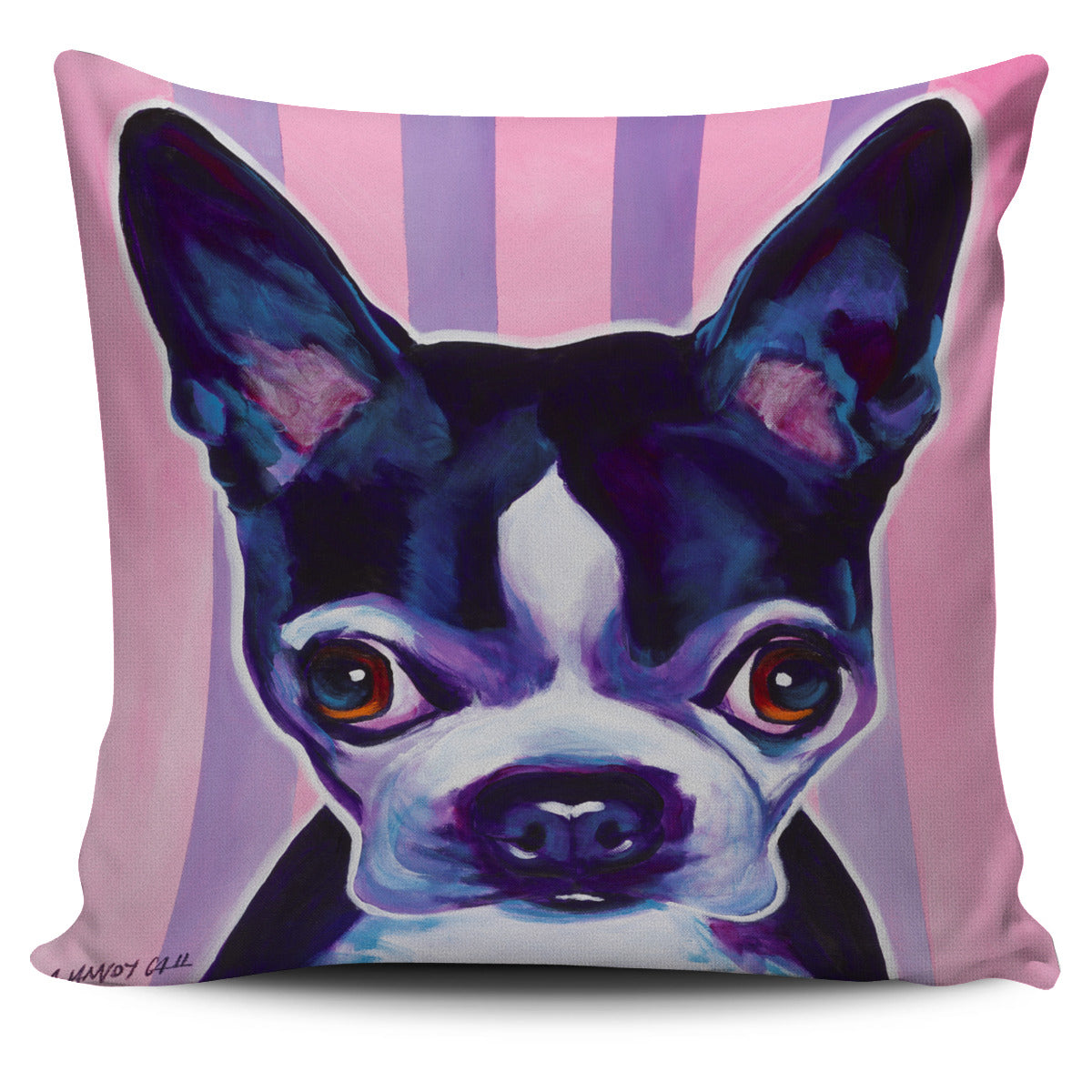 Missy Dog Pillow Cover