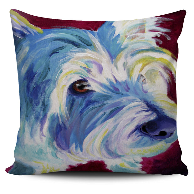 Yorkshire Terrier Pillow Cover II