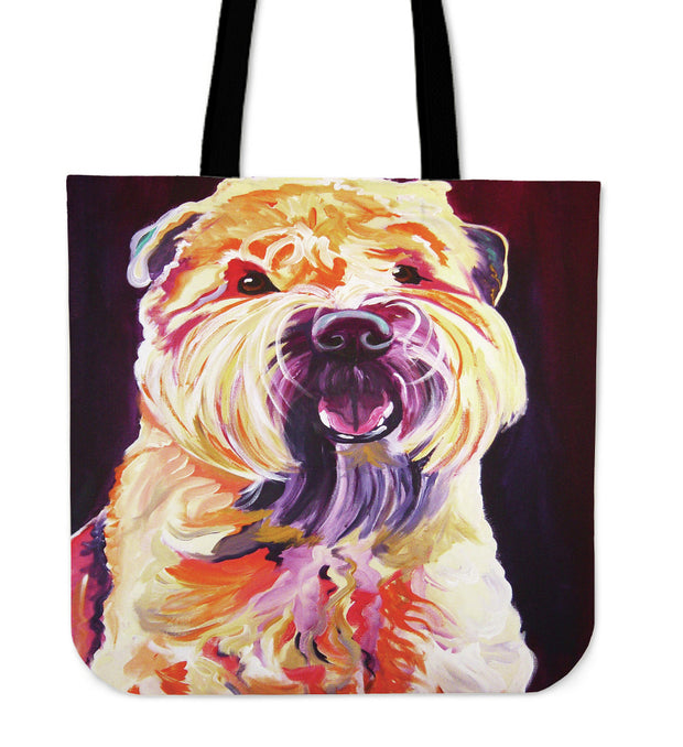 English Sheepdog Tote Bag