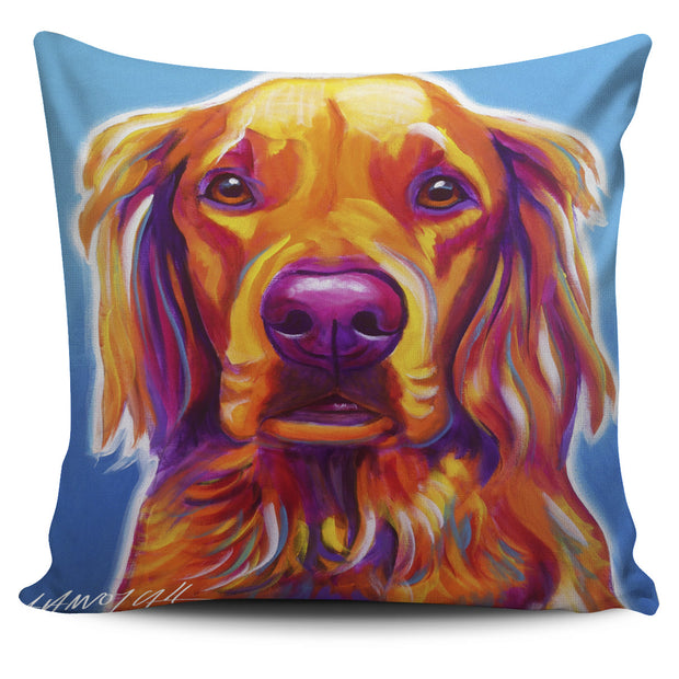 Golden Retriever Pillow II