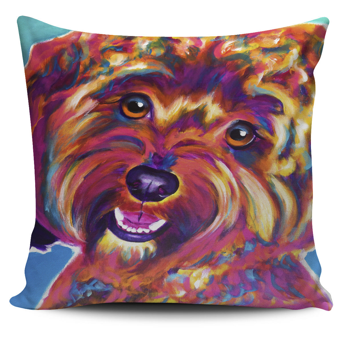 Cavapoo Dog Pillow Cover