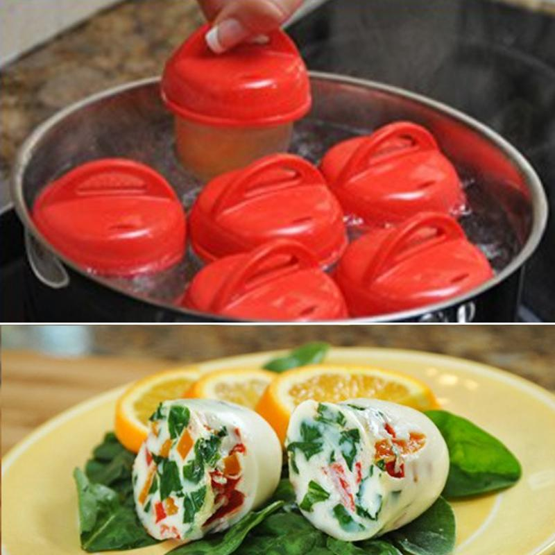 Silicon Egglette Cooker