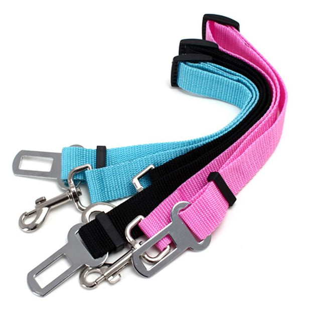 Adjustable Pet Dog Seat Belt