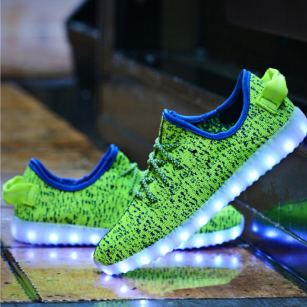 Led Light Shoes Giveaway
