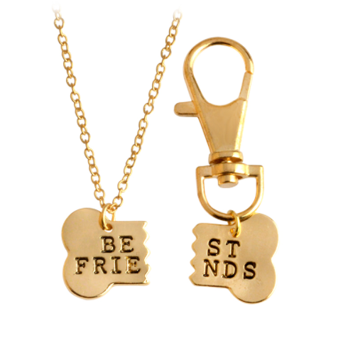 Best Friends Dog Necklace Giveaway