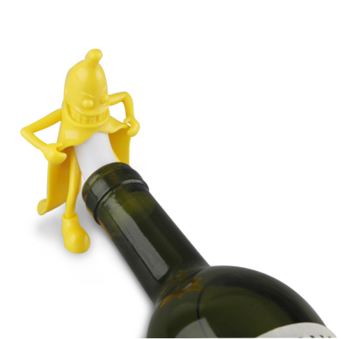 Mr. Banana Wine Stopper Giveaway