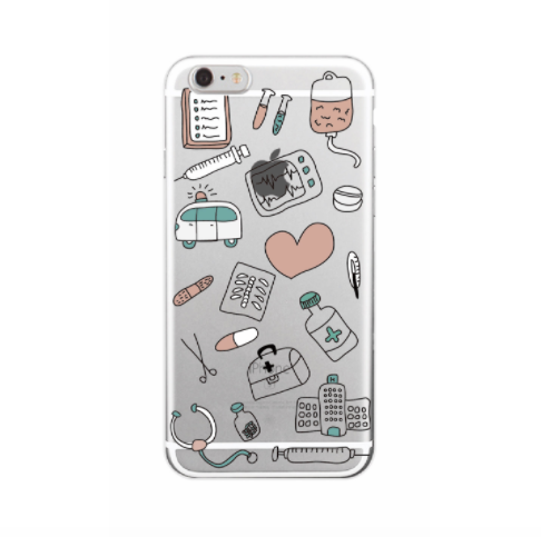 Nursing iPhone Cases