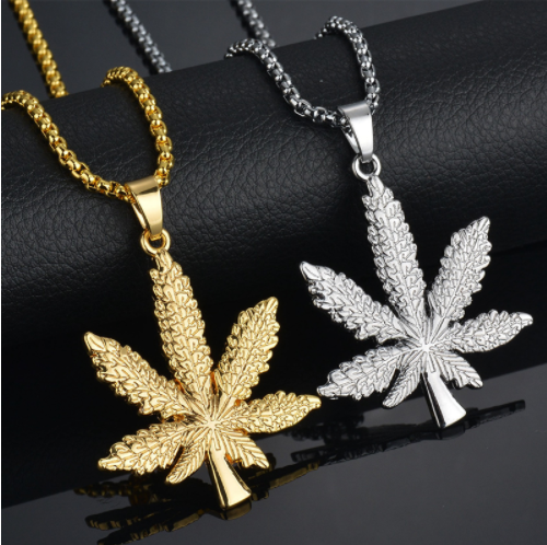 Cannabis Necklace Giveaway