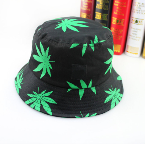Cannabis Fishing Style Hat