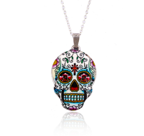 Calavera Necklaces