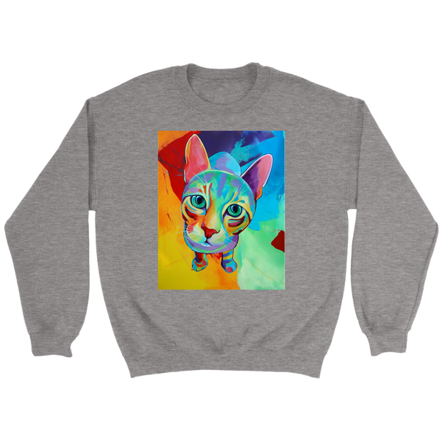 Cat Lover Crewneck Sweatshirt