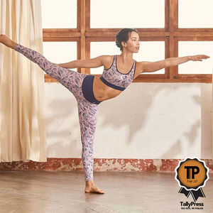 Unizep Malaysia sportswear for your Yoga exercise.