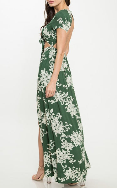 ELLE LAIN - JO JO MAXI DRESS