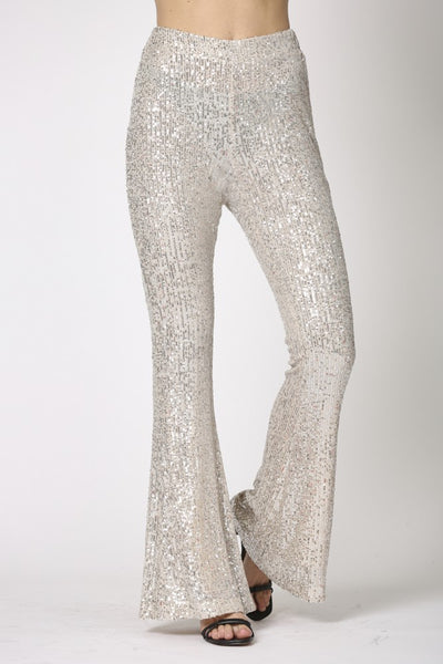ALL THAT GLITTERS FLARES