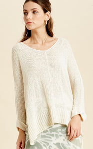 ELLE LAIN - EVERYDAY KNIT - CREAM