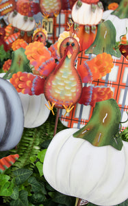 LITTLE GOBBLE TURKEY STAKE - INCLUDES ADDITIONAL SHIPPING