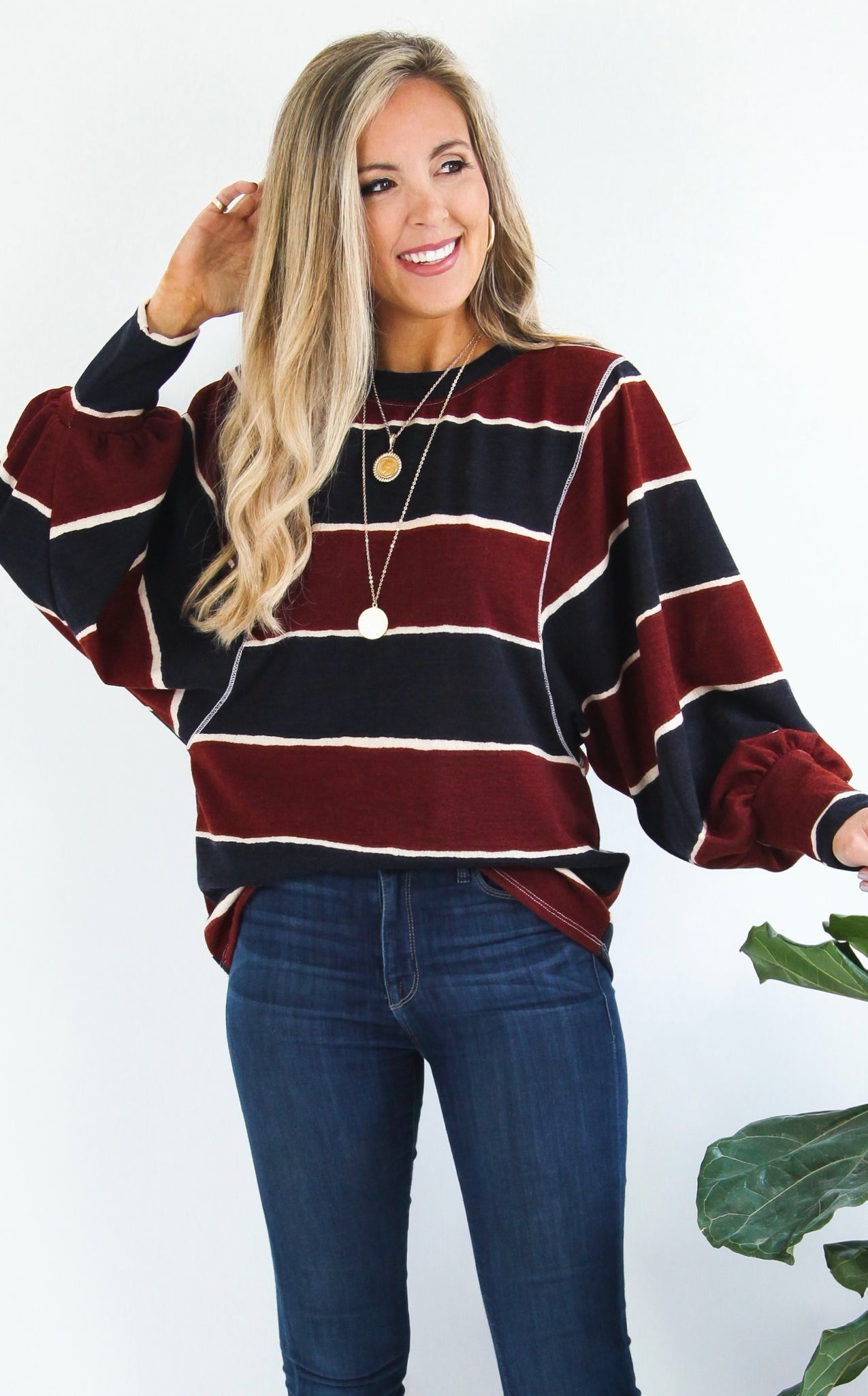 ELLE LAIN - IVY LEAGUE PULLOVER