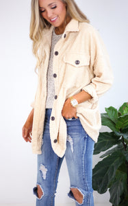 ELLE LAIN - TRUCKER JACKET