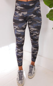 ELLE LAIN - BUTTER SOFT LEGGINGS - CAMO