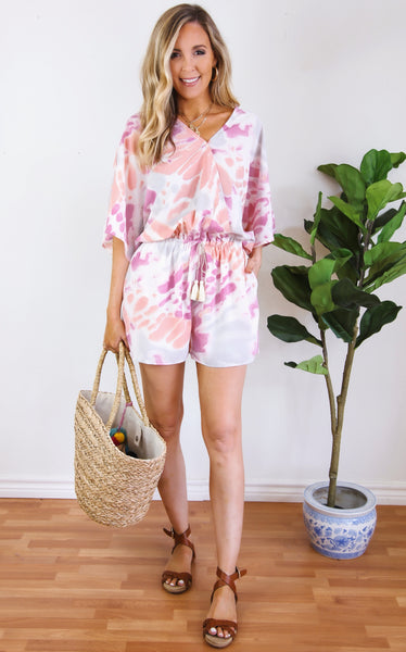 PARTY TIME ROMPER