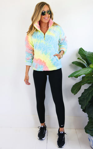 PSYCHEDELIC PULLOVER