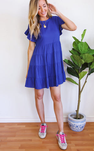 ROYAL BREEZE DRESS