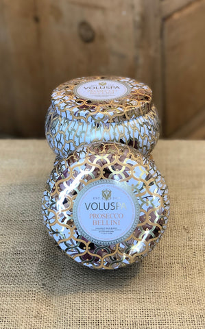 VOLUSPA - PROSECCO BELLINI 11oz Tin