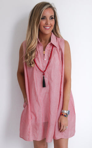 SUZIE SHIRTDRESS