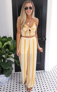 ELLE LAIN - LOLA STRIPE SET