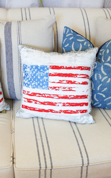 OL GLORY PILLOW