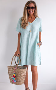 KATHE SHIRT DRESS