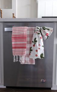 RADISH KITCHEN TOWEL SET